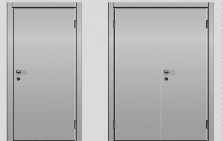 Габариты технических дверей